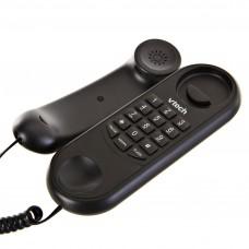 Teléfono alámbrico con control volumen / remarcado / montable de pared VTC10 Vtech