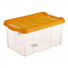 Caja organizadora pequeña Modular Clear / Surtido