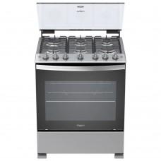 Whirlpool Cocina a gas con 6 quemadores / Puerta Side Door / Encendido Auto / Sistema de limpieza  LWFR3310D