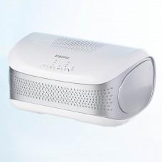 Purificador de aire para 11.9m2 con Temporizador 12H / Removedor alergénicos / Olores / Humo / Polen 99% AP-DT10WT Homedics