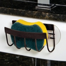 Porta esponja para cocina con ventosas