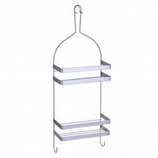Organizador para ducha 2 niveles Silver