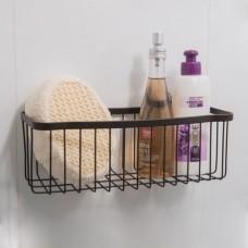 Organizador con ventosas para ducha