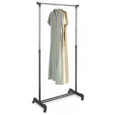 Perchero bicolor metálico para ropa Whitmor