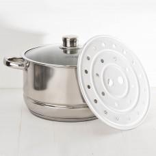 Tamalera para inducción 24cm Brilliance Umco