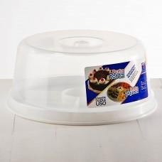 Porta pastel con base reversible