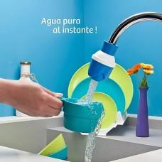 Filtro para agua con carbón activado