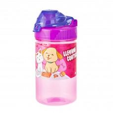 Botella tomatodo infantil Mascotas Polimes