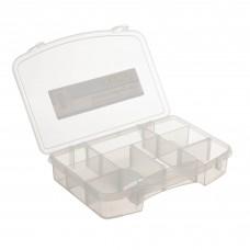 Caja organizadora pequeña Clear Rimax