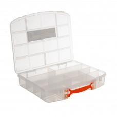 Caja organizadora con agarradera Clear Rimax