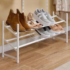 Organizador expandible para zapatos 2 niveles