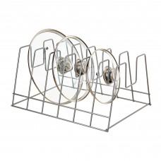 Porta tapas / bandejas Metalizado