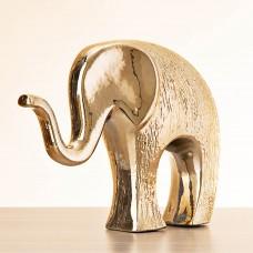 Figura Elefante Líneas Irregulares