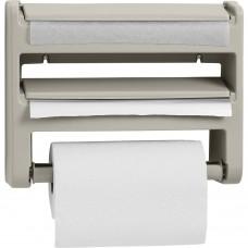 Porta rollo para papel de cocina 3 servicios Rimax