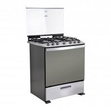 Whirlpool Cocina a gas con 6 quemadores / asador inferior / sistema de limpieza / Side Door LWFR7200S