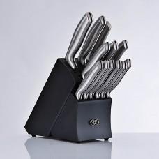 Cuchillo con bloque 13 piezas Kobe Hampton Forge