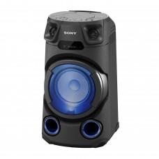 Sony Parlante para fiesta Bluetooth / FM / Luz LED / CD / USB / AUX MHC-V13/M