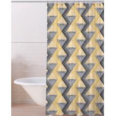 Cortina de baño con ojales Koko Haus