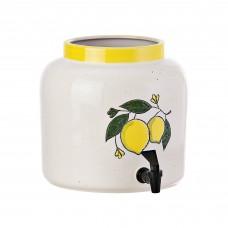 Dispensador grande para bebidas Limones