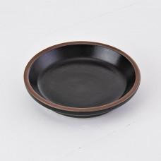 Plato para pan Alfarero Negro