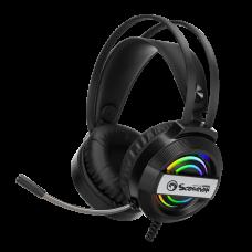 Audífonos gaming RGB con micrófono HG8902 Marvo
