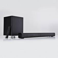 Barra de sonido con Subwoofer / Bluetooth / 2.1 canales / 3.5mm / Audio óptico Pure Acustic