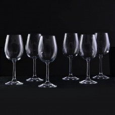 Juego de 6 copas para vino blanco Pure Krosno Glass