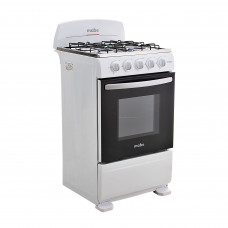 Mabe Cocina a gas 4 quemadores Easy Clean 51cm EM5100EB0