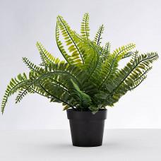 Planta artificial Helecho con maceta Haus