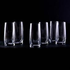 Juego de 6 vasos Blended Krosno Glass