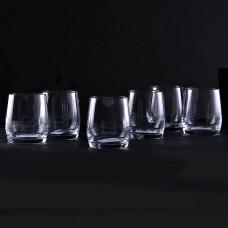 Juego de 6 vasos Whisky Blended Krosno Glass