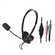 Audífonos para computador 3.5mm VT-HS101B Vantec