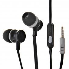 Audífonos alámbricos con micrófono SNK-125
