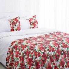 Juego de duvet Flor Rojo Navidad Prisma