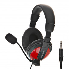 Audífonos para computador con micrófono 3.5mm XT-HS188 Xtratech