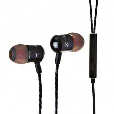 Audífonos con cable con control de volumen Metalizado HS629 VIDVIE
