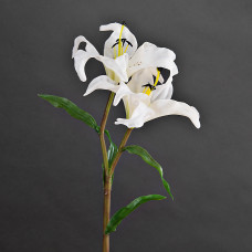 Flor artificial Lirio Haus