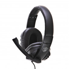 Audífonos gamer 3.5mm con micrófono GM-002