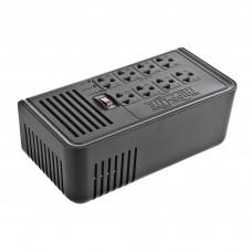 Regulador de voltaje 1000W / 120V / 4 salidas AVR VR2008R Tripp Lite