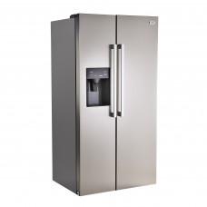 Mabe Refrigerador S/S con Dispensador / Display táctil MSL504SONBS0