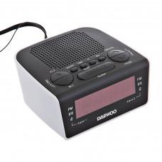 Radio / Reloj / Despertador con pantalla digital / alarma DI-932 Daewoo