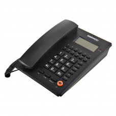 Teléfono alámbrico con identificador de llamadas / Altavoz / Calculadora DI-CID317 Daewoo