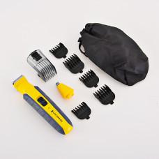Cortador para barba Multiusos Inalámbrico Batería Litio Indestructible 11 piezas Remington