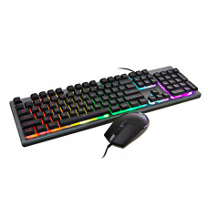 HP Teclado + mouse gaming KM300F