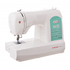 Máquina de coser 60 puntadas con Enhebrador / Devanador 6660 Singer