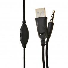 Audífonos gaming para computador con micrófono KR-GM103