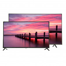 """Riviera TV Android 4K UHD  55"""" AND55HIK6150 + TV Android FHD 42"""" AND42CHG + Parlante BT"""