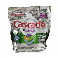 Detergente para lavavajillas Pastillas x14 Aroma Limón Cascade