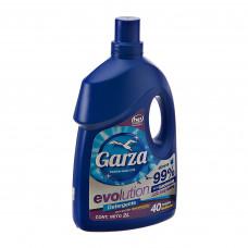 Detergente líquido para lavadora HE 2L Garza Evolution