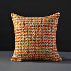 Forro para cojín Naranja / Multicolor Haus